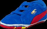 Puma - Crib Pack Suede Superman Blue/Red