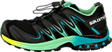 Salomon - Xa Pro 3D W-10Y Ltd Ed Bk/Teal Blue /Gec