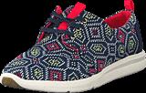 Toms - Del Rey Sneaker Navy Multi Woven