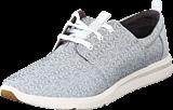 Toms - Del Rey Sneaker Grey Tribal