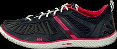 Helly Hansen - W Hydropower 4 Navy / Magenta / Silver Wh