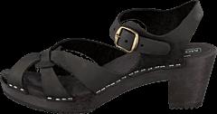 Mohedatoffeln - Sandy Black/Black sole