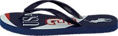 Ralph Lauren Junior - Country Thong Navy