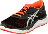 Asics - Asics 33 M Onyx/Silver/Flash Orange