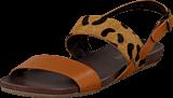 Park West - 22122170 Tan/Leopard