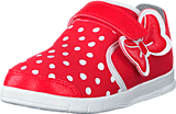 adidas Sport Performance - Disney M&M Cf I Vivid Red/Core Black/White