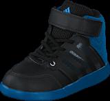 adidas Sport Performance - Jan Bs 2 Mid I Core Black/Dark Grey/Blue