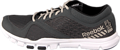 Reebok - Yourflex Trainette 7.0 Gravel/Black/White/Steel