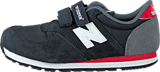 New Balance - KE420NVY Navy/Red