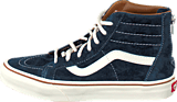 Vans - SK8-Hi Zip (Mte) Dress Blues
