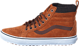 Vans - SK8-Hi MTE (MTE) glazed ginger/plaid