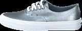 Vans - Authentic Decon (Metallic Leather) Gray