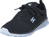 DC Shoes - Heathrow M Shoe Black/White