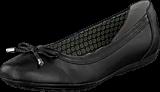 Geox - D Piuma Bal H - Smooth Leath. Black