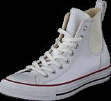 Converse - All Star Chelsee-Hi White/Cloud Cream/White