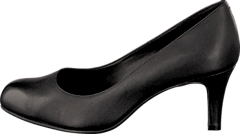 Clarks - Arista Abe Black Leather