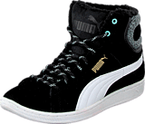 Puma - Puma Vikky Mid Marl Black