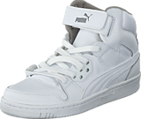 Puma - Puma Rebound Street L White-White