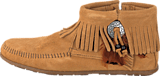Minnetonka - Concho Feather Boot Taupe