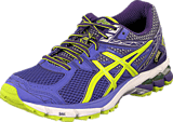 Asics - GT 1000 3 Gtx Purple Lime Deep Purple