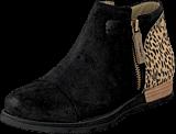 Sorel - Major Low Premium 010 Black Fossil