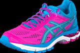 Asics - Gel Pursue 2 T5D5N 3567 Pink Glow/Aqua/Turquoise
