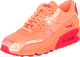 Nike - Nike Air Max 90 Printed Sunset Glow/Hot Lava-White