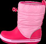 Crocs - Crocband Iri Gust Boot Kids BPk/Ppy