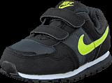 Nike - Nike Md Runner TDV Black