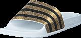 adidas Originals - Adilette W Gold Met./Ftwr White