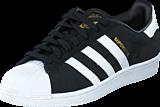 adidas Originals - Superstar Suede Core Black/Ftwr White