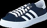 adidas Originals - Courtvantage Navy/White/Metallic Silver