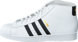 adidas Originals - Pro Model Ftwr White/Core Black