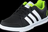 adidas Sport Performance - Lk Trainer 7 K Core Black/Ftwr White/lime