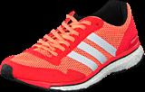 adidas Sport Performance - Adizero Adios 3 W Sun Glow/Ftwr White/Shock Red