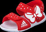 adidas Sport Performance - Disney Akwah 9 I Vivid Red S13/Ftwr White