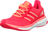 adidas Sport Performance - Energy Boost 3 W Sun Glow/Halo Pink/Shock Red
