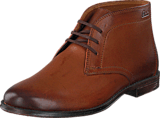 Clarks - Hawkley Rise Tan Leather