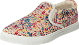 Hummel - Slip-on flower junior Multi colour girls