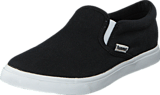 Hummel - Slip-on canvas junior Black