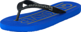 Quiksilver - Qs Java Wordmark M Sndl Black/Blue/Blue