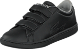 Lacoste - Carnaby Evo 116 1 Blk/Lt Gry