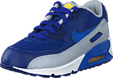 Nike - Nike Air Max 90 Mesh (Ps) Dp Ryl Blue/Hypr Cblt-Vrsty Mz