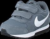 Nike - Nike Md Runner 2 (Tdv) Cool Grey/White-Black