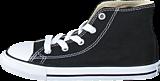 Converse - All Star Canvas-Hi Black