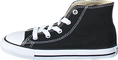 Converse - All Star Canvas-Hi Black
