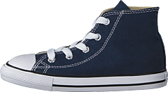 Converse - All Star Canvas-Hi Navy