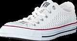 Converse - All Star Summer-Ox White/White/Black