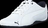 Puma - Drift Cat 5 LEA White-Blue Heaven