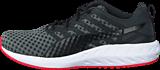 Puma - Flare Jr Asphalt-Black-Black